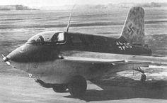First flight of the Messerschmitt Me 163 Komet fighter 1/9 1941.