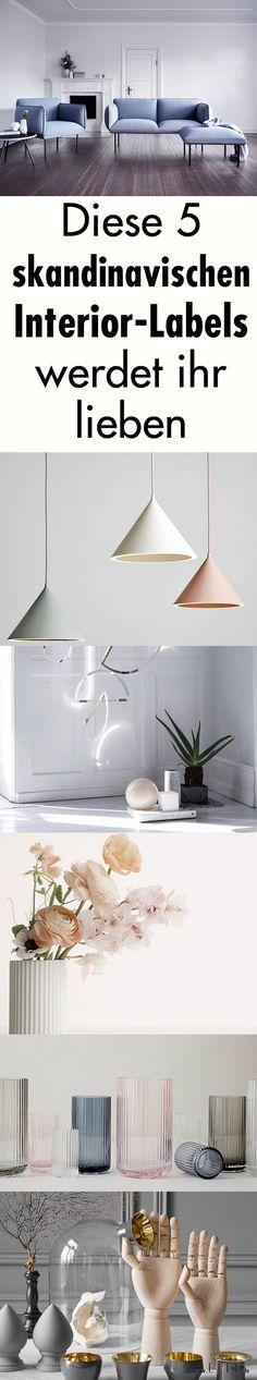 Hay, Muuto und Normann Copenhagen aufgepasst: Diese 5 Design-Newcomer aus Dänemark und Schweden sind jetzt groß im Kommen! Wir stellen sie vor.