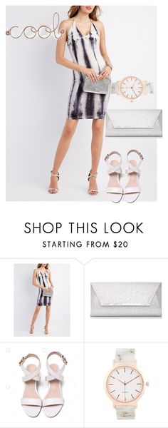 """""""dress"""" by masayuki4499 ❤ liked on Polyvore featuring Charlotte Russe, Dorothy Perkins, BKE and Umbra"""