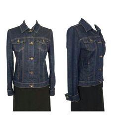 Getailleerd dames jeans jackje jasje van Tommy Hilfiger maat 10, M! Tante Twiggy Shop <3 www.marktplaats.nl/verkopers/20281615.html