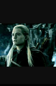 Legolas! Middle earths greatest perfection!