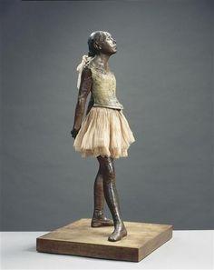 La petite danseuse de Claude Degas