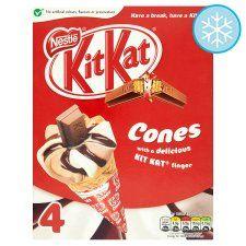Nestle Kit Kat Ice Cream Cones