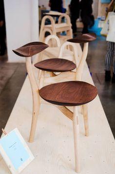 'Trialog' chair by Philipp von Hase