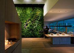 The Pavilion Downtown Dubai by Vertical Garden Design