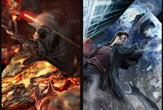 """dresdenites: """" Harry Dresden / The Dresden Files by Mika-Blackfield More amazing artwork by Mika-Blackfield! """""""