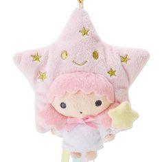 【2014.06.16】【Star Head】Plush Doll (¥1,620@, 12.2×6×13cm) ★Little Twin Stars★