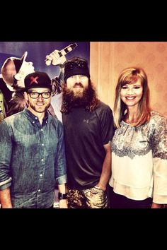 Duck dyno with Toby Mac!!