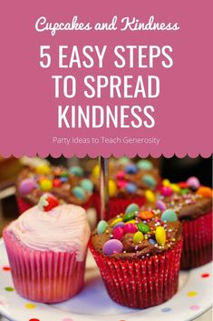 Dec 4, 2020 - Cupcakes and Kindness - 5 easy steps to spread joy with a cupcake-decorating party and Toys for Tots toy drive.