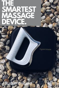 Hyperblade is the smartest massage device. Use it before or after the workout for a better results. Relax you body, move better, feel better. The NMES technology merged with Gua Sha and microcurrent - the nobel prize winning technology. Professional Massage, Shoulder Muscles, Gua Sha, Muscle Tissue, Medical News, Nobel Prize, Sore Muscles, Neck Pain, Massage Therapy