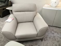 Contemporary Leather Sofa, Armchair, Furniture, Home Decor, Sofa Chair, Single Sofa, Decoration Home, Room Decor, Home Furniture