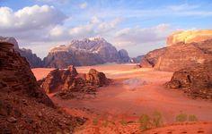 Wadi Rum  photo by Guillaume Baviere