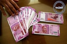 The Indian rupee opened higher by 3 paise at 68.73 per dollar versus previous close 68.76.