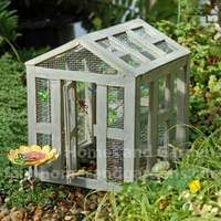 Fairy Butterfly House out of popsicle sticks...