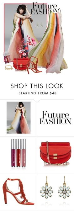 """""""Chloé SS 2016"""" by mrekulli ❤ liked on Polyvore featuring Chloe + Isabel, Chloé, women's clothing, women, female, woman, misses and juniors"""