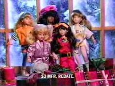 1980's Toys R Us Mom/Daughter Commercial