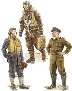 R.A.F. - Pilot Officers