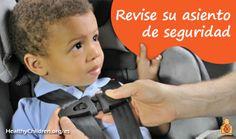 Es de vital importancia asegurarse de usar el asiento de seguridad de automóvil correcto.  Aunque tenga el asiento del tamaño adecuado para su niño no lo protegerá en caso de accidente si no lo usa correctamente.  Lo invitamos a leer esta importante información de la AAP. #carseat