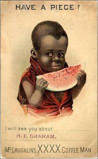 Advertising Times: Le Racisme dans la publicité en 50 exemples effrayants