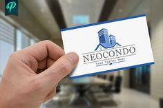 Neocondo - Real Estate Logo Template by PenPal on Creative Market