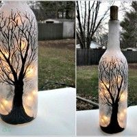 decorar con botellas