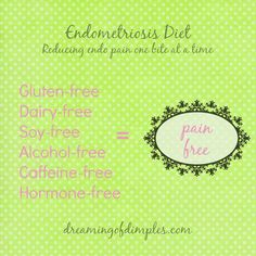 Can endometriosis be healed through nutrition? #endodiet #endometriosis