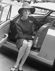 Jean Shrimpton 60's fashion