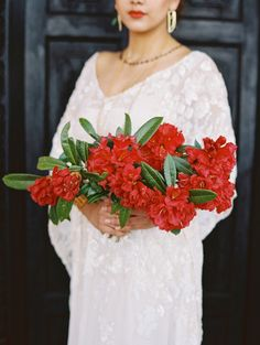 Bohemian Nepali Wedding Inspiration - Style Me Pretty
