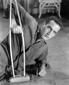 Paul Newman in Cat on a Hot Tin Roof