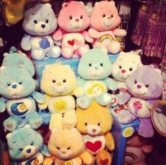 I loved Care Bears! Selecting a Care Bear that you identified with best. 90s Childhood, My Childhood Memories, Best Memories, Care Bears, Little Girls, My Little Pony, 90s Toys, 80s Kids, I Remember When