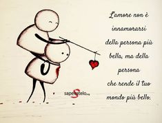 Frase bella d'amore Best Quotes, Love Quotes, Inspirational Quotes, Common Quotes, Emoji Love, Sad Art, Sign Printing, New Years Eve Party, Love You