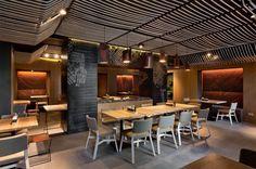 restaurant interior design picture