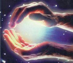 COMO CREAR CONCIENTEMENTES MI REALIDAD Tres son las herramientas de la creación: – PENSAMIENTO, el pensamiento es el propio Dios – -PALABRA, la palabra es...