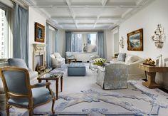 Geoffrey Bradfield | Luxury Interior Design | A Sherry-Netherland Aerie