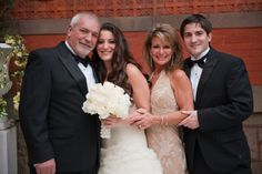 Our Wedding family picture