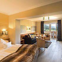 Hotel ALPINA - Zimmerbeispiel