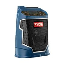 Check out this RYOBI product - The Ryobi ONE+ Radio is a perfect addition to your ONE+ collection. The ONE+ Radio can be used anywhere: jobsite, tailgating, workshop, or boating. Digital tuning with auto seek allows quick station changes. The Auxiliary input accepts smart phones, MP3 players, CD players or any other audio device with 3.5mm jack. The 3.5 in speaker allows for quality sound. The ONE+ Radio also allows for convenient switching from FM to AM and auxiliary input.