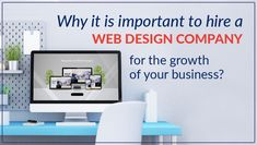 Why it is important to hire a Web Design Company for the growth of your business? . Read More- . . #development #websitedevelopment #webdevelopment #website #websitedesign #webdesign #developer #designing #technology #ecommerce #creative #design #software #softwaredevelopment #startup #business #digitalmarketing #socialmedia