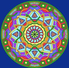 Mandala 001.  This coloring page can be found here: https://www.pinterest.com/centerca/mandala-coloring-pages
