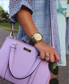 Liliac bag
