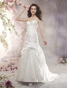 Wedding Dresses by Alfred Angelo | Confetti.co.uk  | #weddingdress #bridalwear