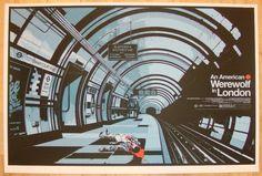 "2013 ""An American Werewolf In London"" - Variant by Ken Taylor"