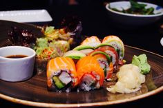 Sticks N Sushi in Covent Garden