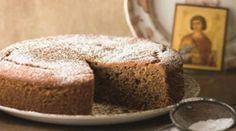 Όταν κάνεις Φανουρόπιτα, αυτή την Προσευχή να λες και ο Άγιος θα σε βοηθήσει - ΕΚΚΛΗΣΙΑ ONLINE Greek Sweets, Greek Desserts, Greek Recipes, Desert Recipes, Healthy Desserts, Healthy Food, Cake Tins, Round Cakes, Cake Recipes