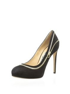 Salvatore Ferragamo Women's Rory Pump (Black)
