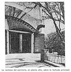 Casa Soldati-Oscar Molinos-Buenos Aires, Argentina, 1962- Fuente:https://plus.google.com/photos/117310622569797820713/albums/5184391633610190625?banner=pwa