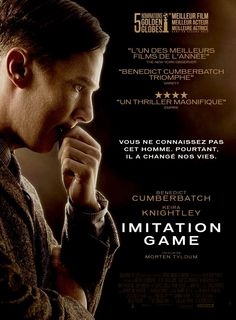 """""""The Imitation Game"""" poster"""