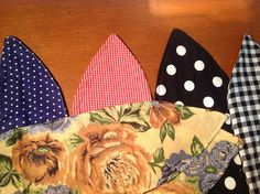 Tutorial - How to make a Vintage inspired 50's head scarf