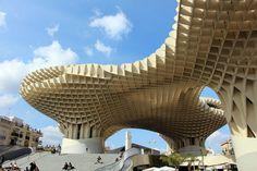 Sevilla Metropol Parasol / Setas - The 3 Best Rooftop Views in Town