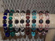 Beautiful bead stretch bracelet